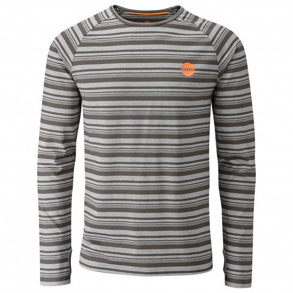 Moon Climbing - Striped L/S - Long-sleeve