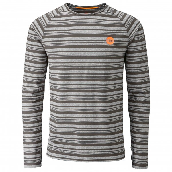 Moon Climbing - Striped L/S - Longsleeve
