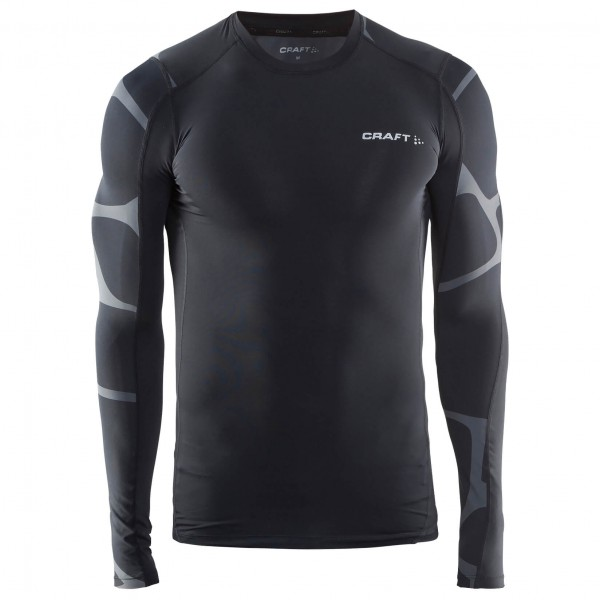Craft - Tone Long Sleeve Compression - Running shirt