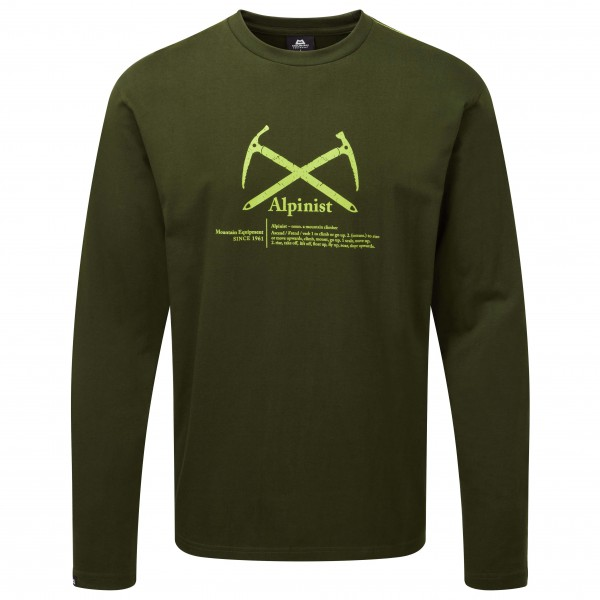 Mountain Equipment - Alpinist L/S Tee - Long-sleeve