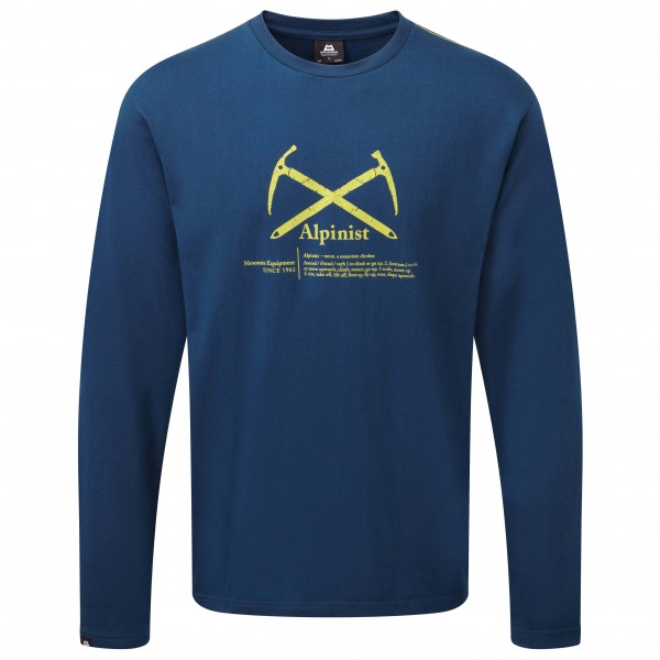 Mountain Equipment - Alpinist L/S Tee - Longsleeve