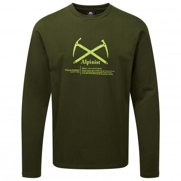 Mountain Equipment - Alpinist L/S Tee - Long-sleeve