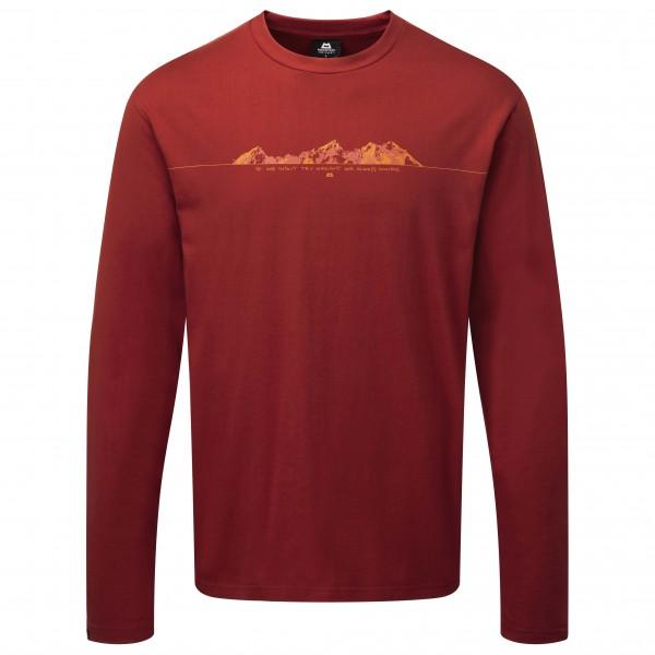 Mountain Equipment - Fortitude L/S Tee - Longsleeve