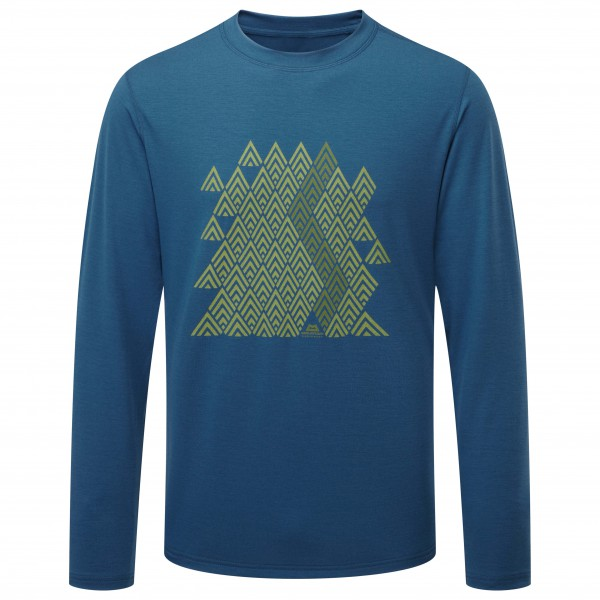 Mountain Equipment - Zigzag L/S Tee - Long-sleeve