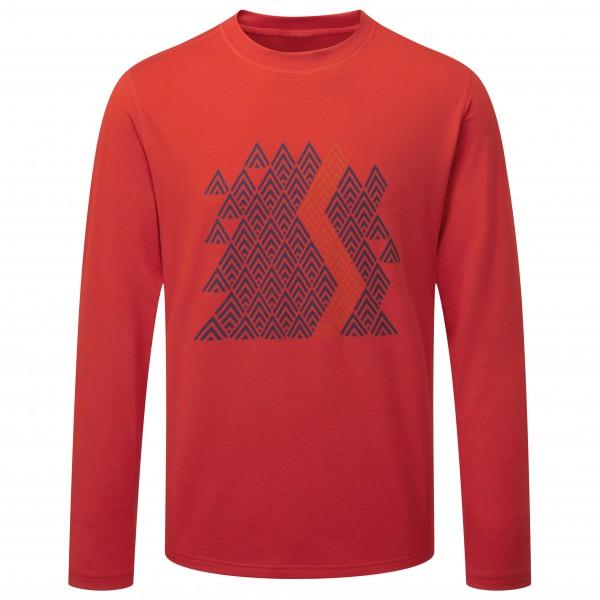 Mountain Equipment - Zigzag L/S Tee - Long-sleeve