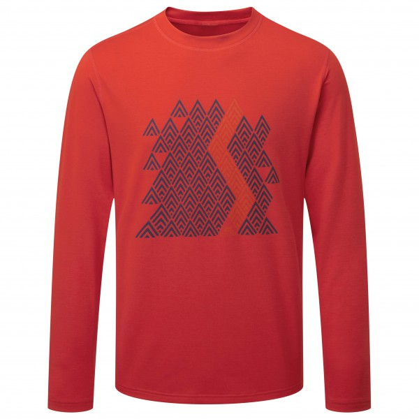 Mountain Equipment - Zigzag L/S Tee - Longsleeve