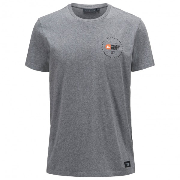 Peak Performance - Freeride World Tour Tee - T-paidat