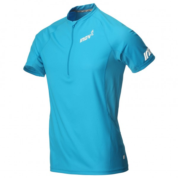 Inov-8 - AT/C Base S/S Half-Zip - Løbeshirt