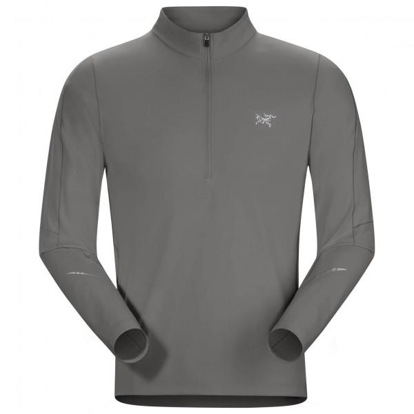 Arc'teryx - Accelerator L/S Zip Neck - Joggingshirt