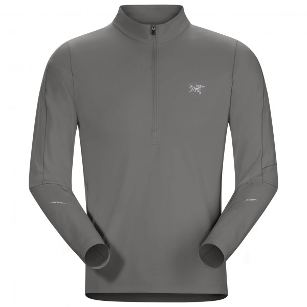 Arc'teryx - Accelerator L/S Zip Neck - Running shirt