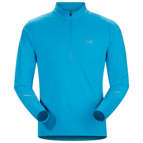 Arc'teryx - Accelerator L/S Zip Neck - T-shirt de running