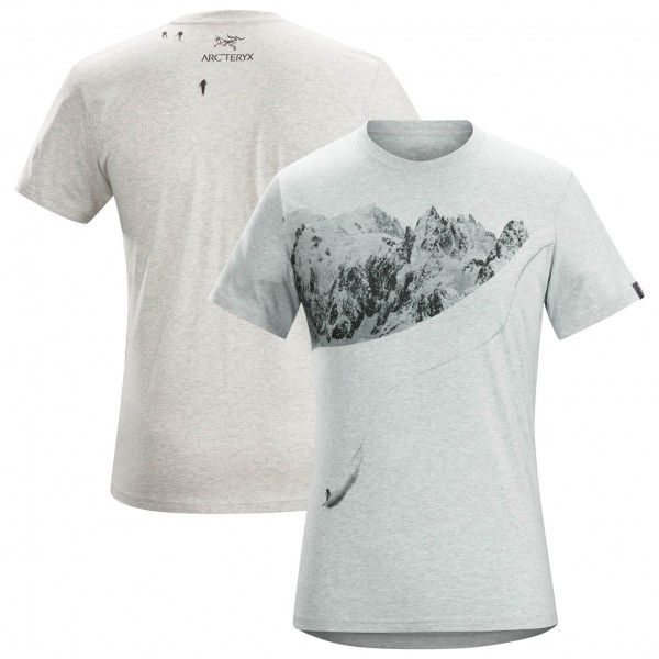 Arc'teryx - Journey down S/S T-shirt - T-paidat