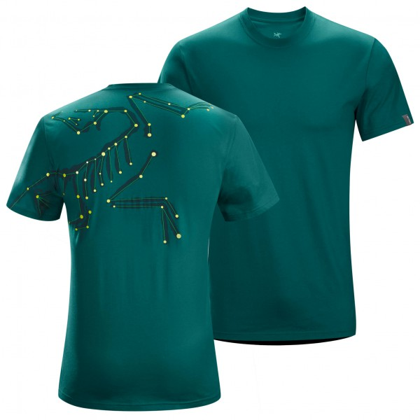 Arc'teryx - Star-bird S/S T-shirt - T-paidat