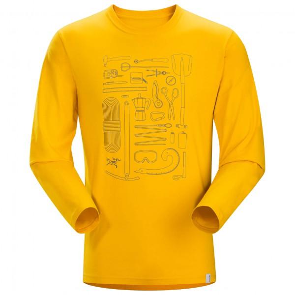 Arc'teryx - Tools Rule L/S T-shirt - Manches longues