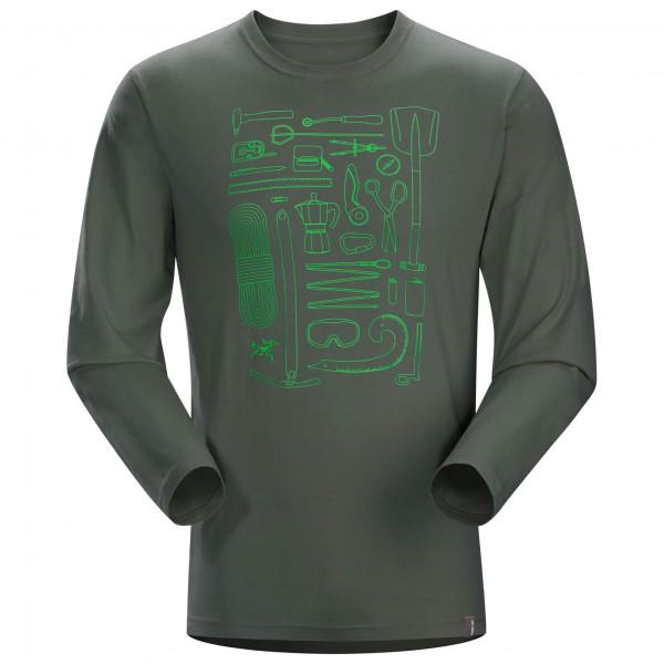 Arc'teryx - Tools Rule L/S T-shirt - Longsleeve