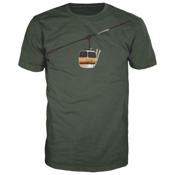 Alprausch - Alpgondeli - T-shirt