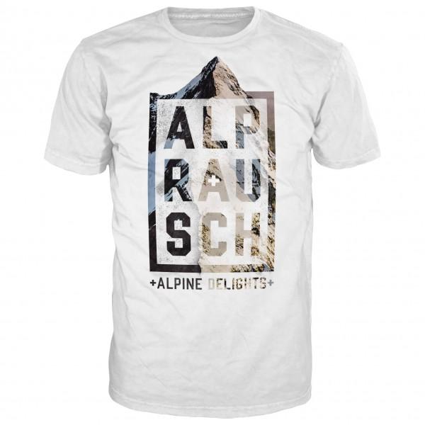 Alprausch - Bergalp - T-paidat