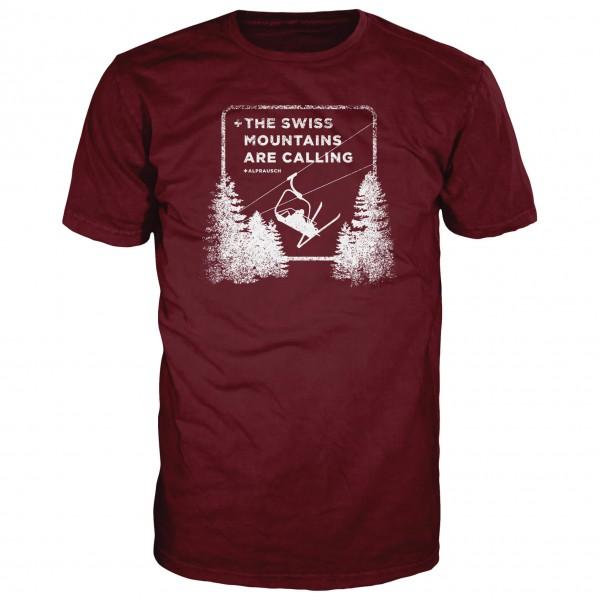 Alprausch - Bergruef - T-shirt