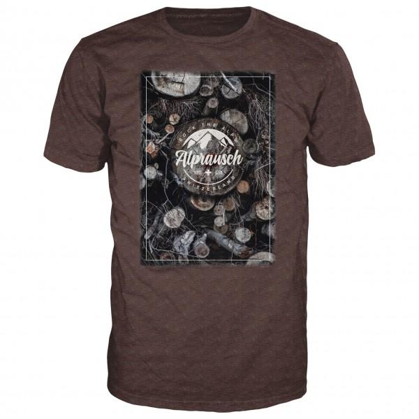 Alprausch - Holzmax - T-Shirt
