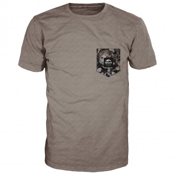 Alprausch - Holztäschli - T-paidat