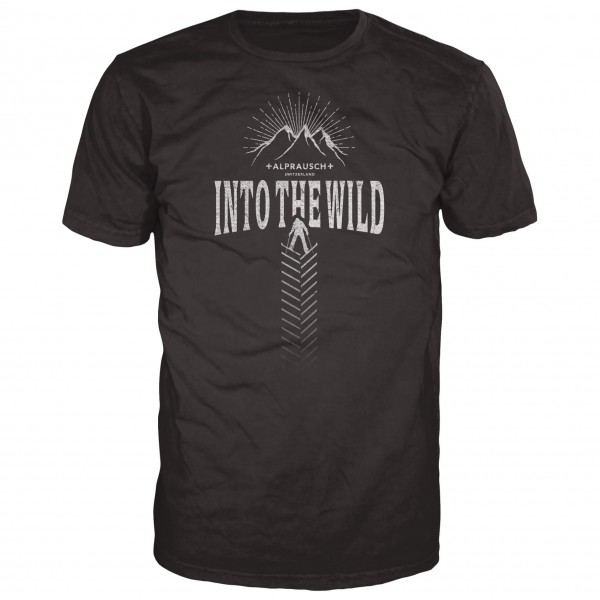 Alprausch - Into The Wild - T-Shirt