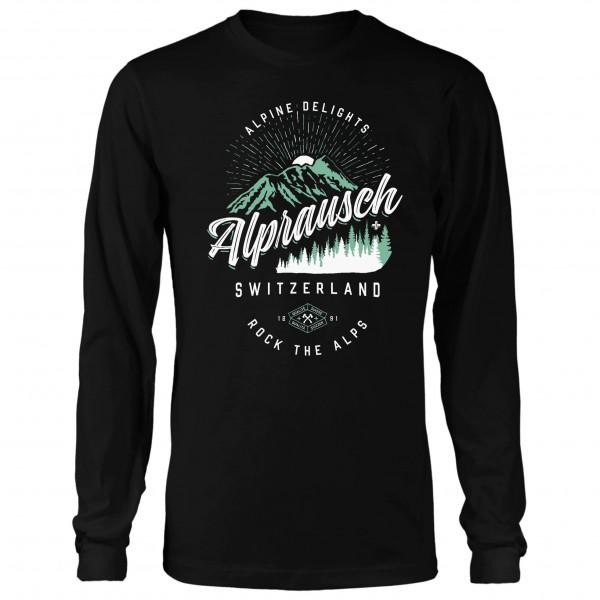 Alprausch - Schneealp - Long-sleeve