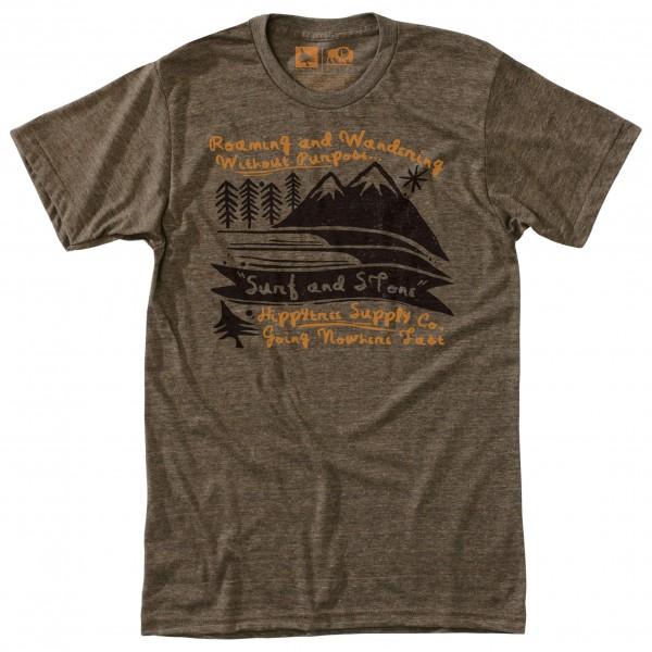Hippy Tree - T-Shirt Heavenly - T-paidat