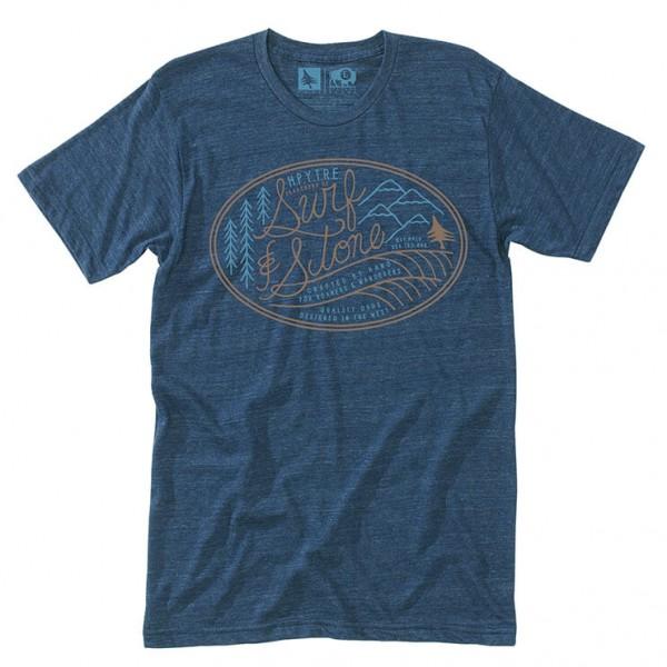 Hippy Tree - T-Shirt Keystone - T-paidat