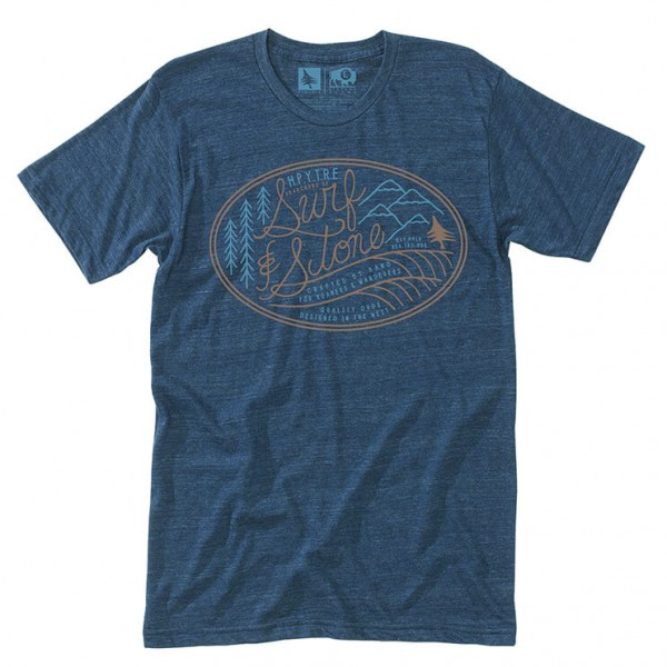 Hippy Tree - T-Shirt Keystone - T-shirt