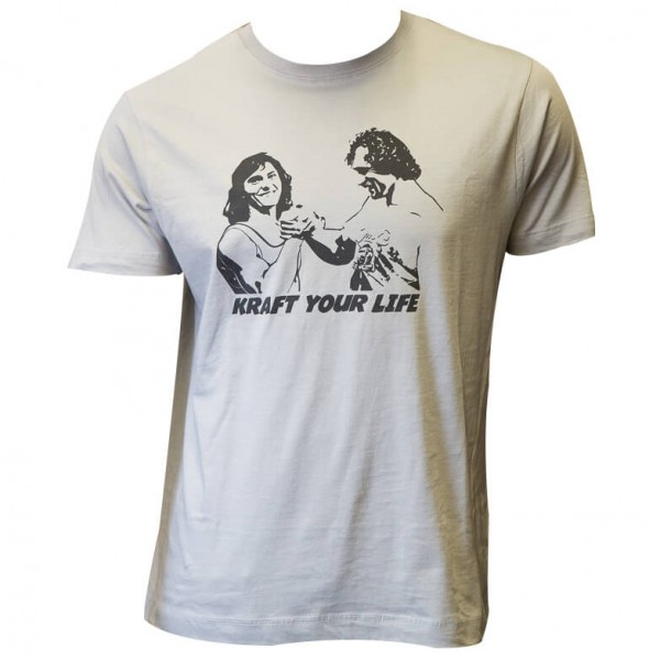 Cafe Kraft - Kraft Your Life - T-shirt
