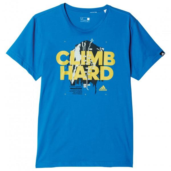 adidas - Climb Hard Tee - T-paidat