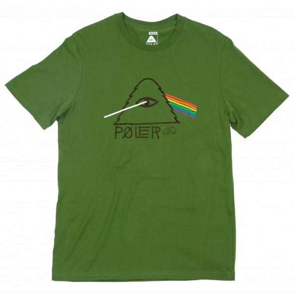 Poler - Psychedelic Tee - T-paidat