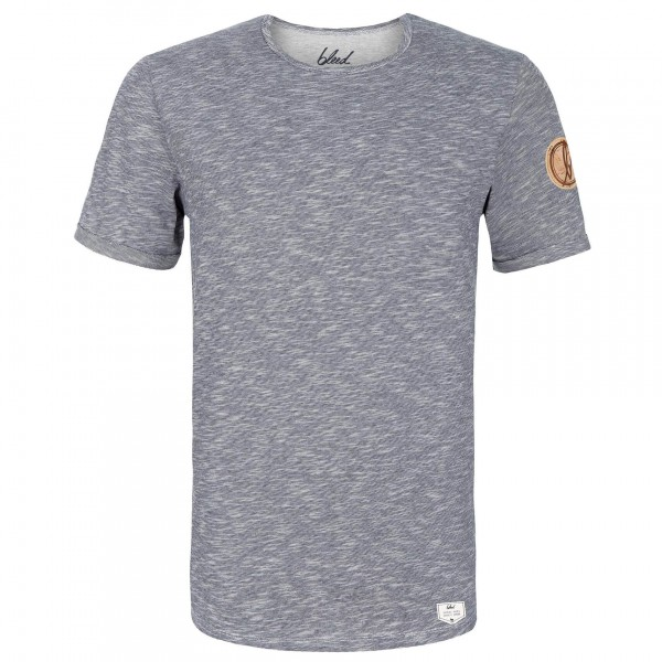 Bleed - Pinstripe T-Shirt - T-paidat