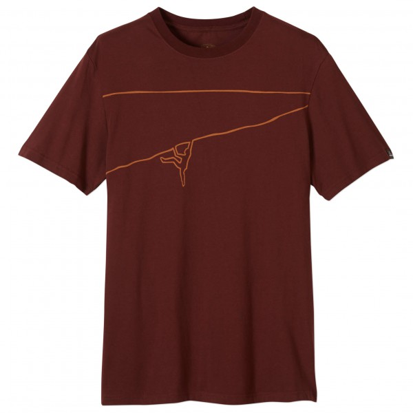 Prana - Climb The Line - T-Shirt