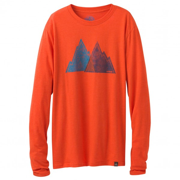 Prana - Mountain L/S Slim - Long-sleeve