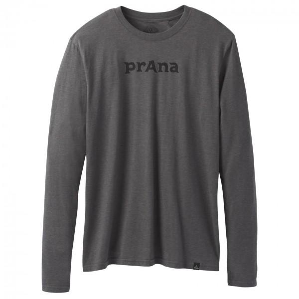 Prana - Prana Logo L/S - Long-sleeve