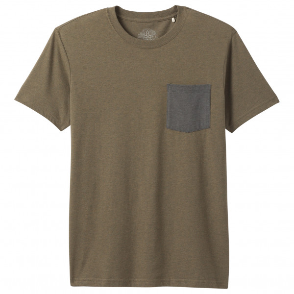 Prana - Prana Pocket - Camiseta de manga corta