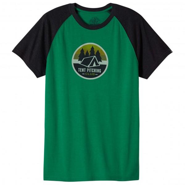 Prana - Tent Pitch Club Raglan - T-Shirt