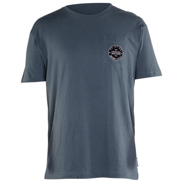 Armada - Badge Pocket Tee - T-Shirt