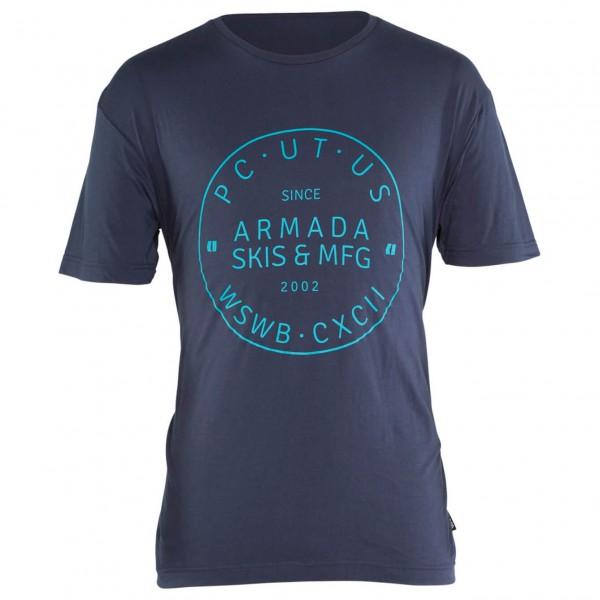 Armada - Big Badge Tee - T-paidat