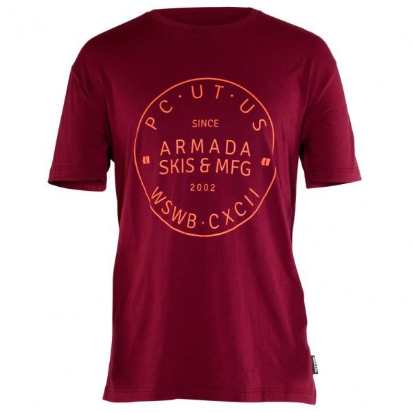 Armada - Big Badge Tee - T-shirt
