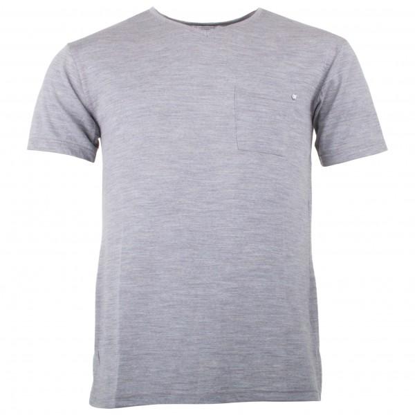 We Norwegians - Baseone V-Neck Tee - T-shirt