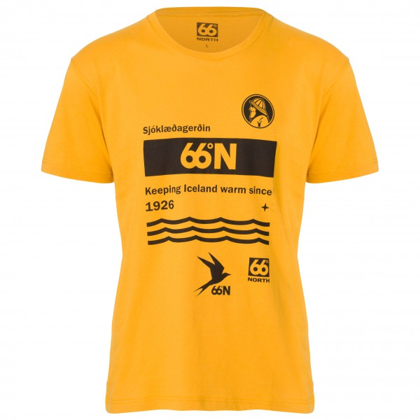 66 North - Logn T-Shirt Logos - T-Shirt