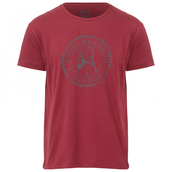66 North - Logn T-Shirt Original Sailor - T-paidat