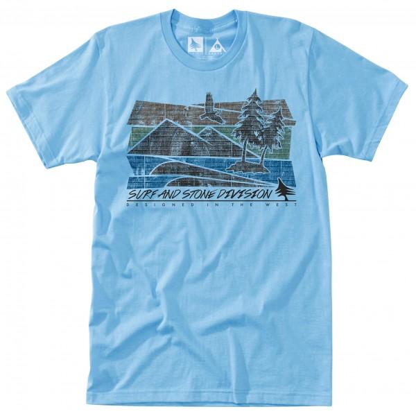 Hippy Tree - T-Shirt Archipelago - T-paidat