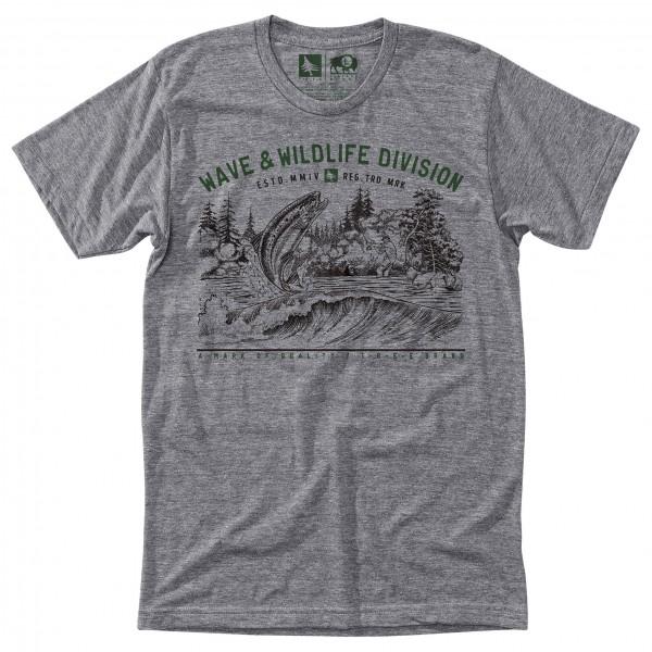 Hippy Tree - T-Shirt Bait - T-shirt