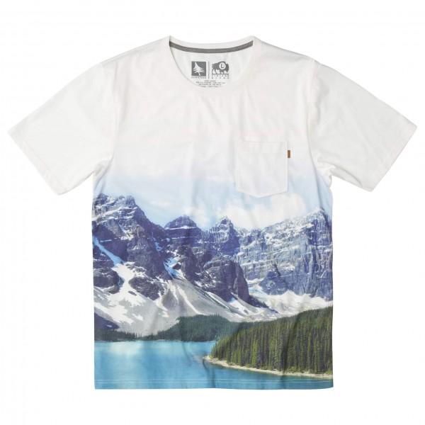 Hippy Tree - T-Shirt Banff - T-paidat