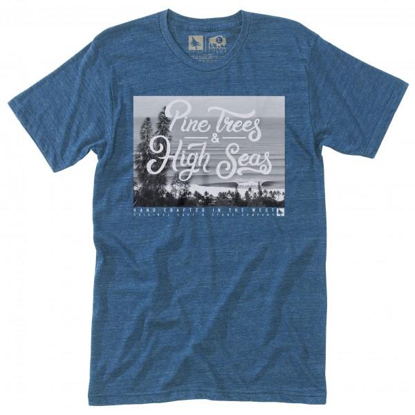Hippy Tree - T-Shirt Heights - T-Shirt