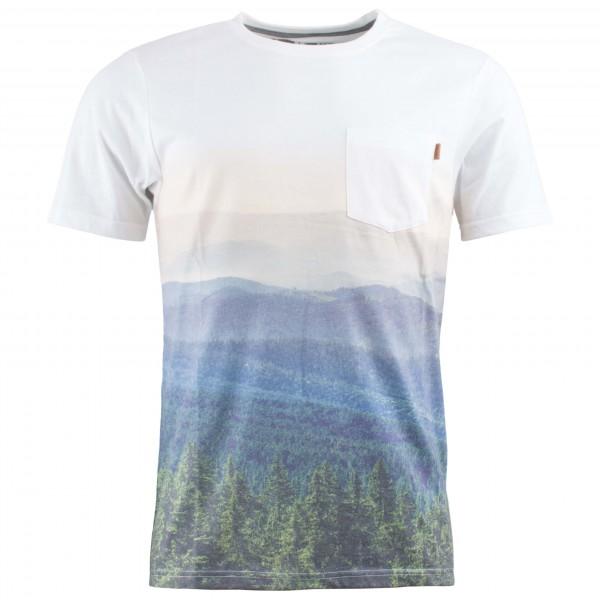Hippy Tree - T-Shirt Hillside - T-paidat