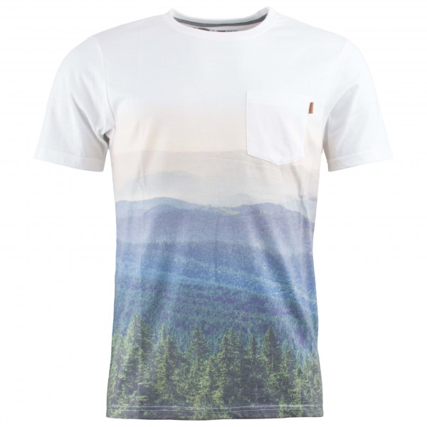 Hippy Tree - T-Shirt Hillside - T-shirt